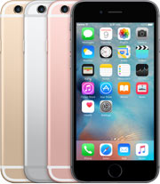 iPhone 6S Android под iOS